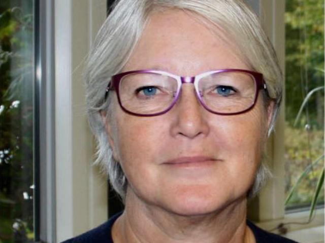 Sekretær Mona Hansen