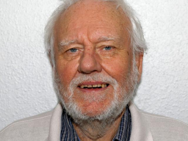 Sekretær Willy Haugaard